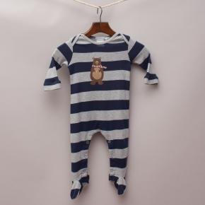 Huckleberry Lane Bear Romper
