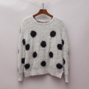 Gum Fluffy Spot Jumper