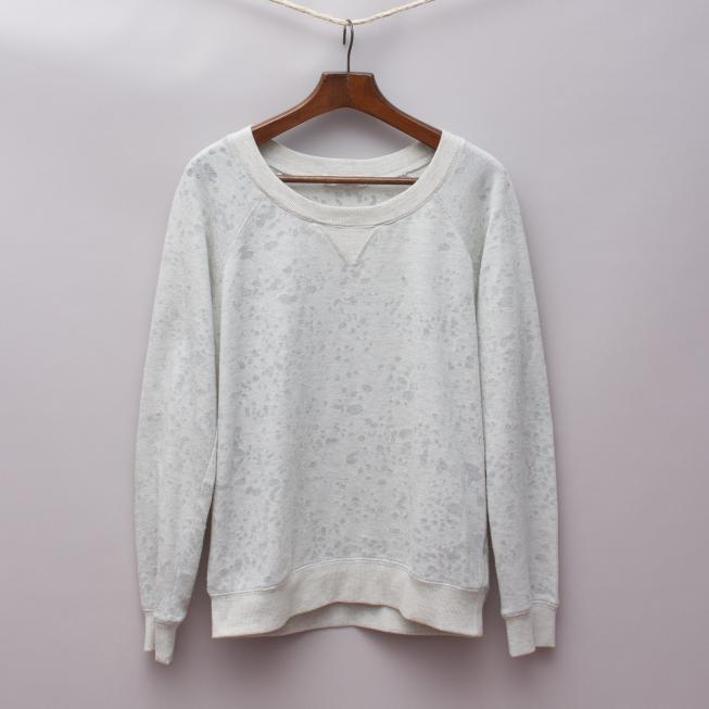 Forever 21 Burnout Jumper