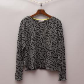 H&M Love Heart Jumper