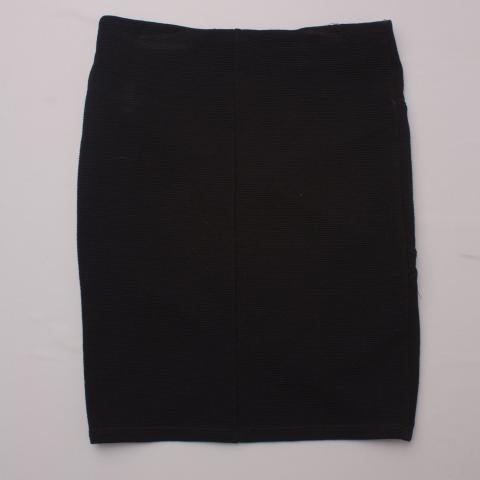 Bershka Fitted Skirt