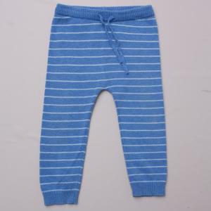 Purebaby Organic Cotton  Striped Pants
