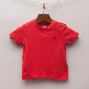 Ralph Lauren Red T-Shirt
