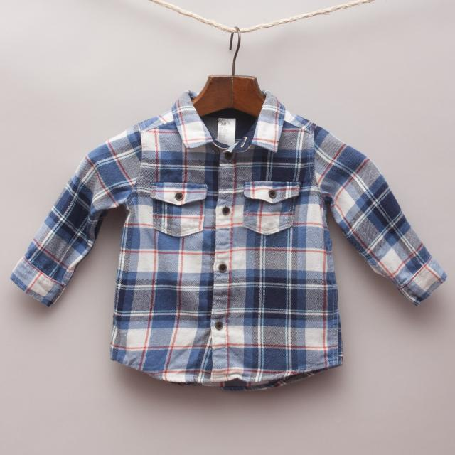 H&M Check Shirt