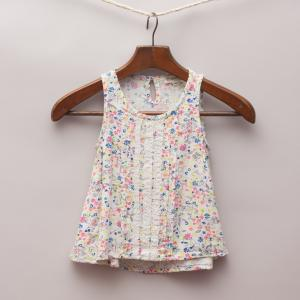 Tucker & Tate Floral Top