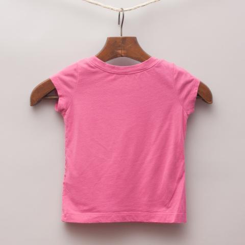 Carter's Floral Lace T-Shirt