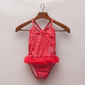 Gymboree Heart Swimsuit