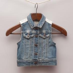 Tucker & Tate Denim Vest