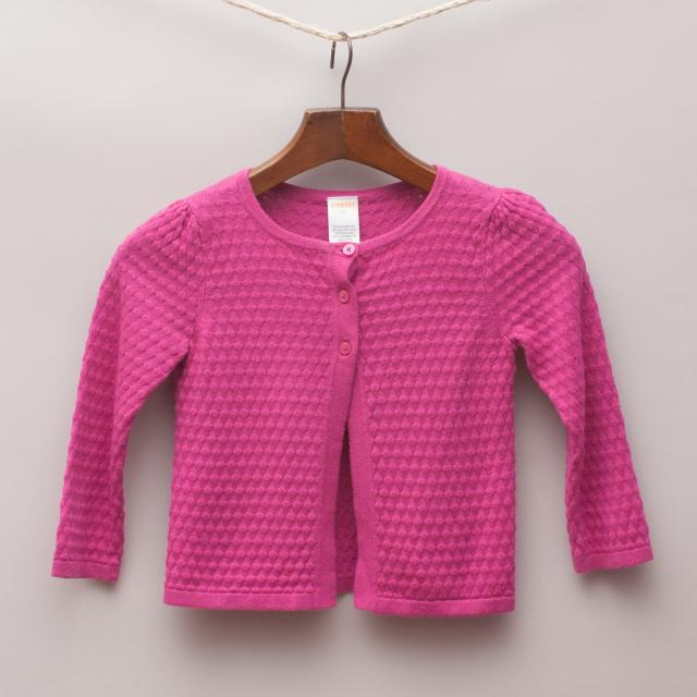 Gymboree Textured Cardigan