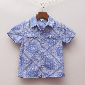 Mix Kids Paisley Shirt