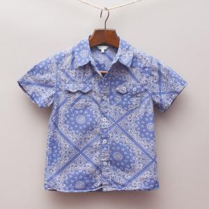 Mix Kids Paisley Shirt