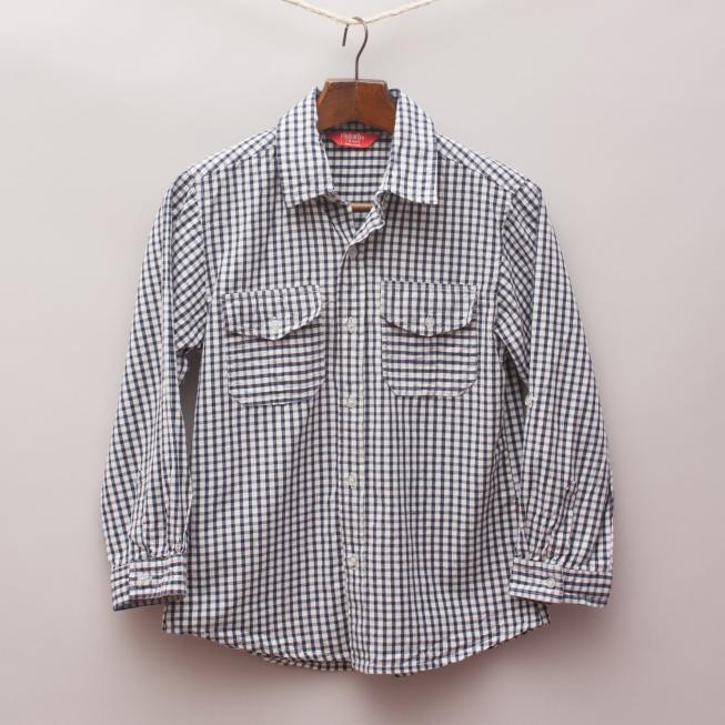 Rhubarb Checked Shirt