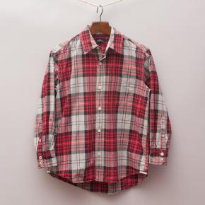 Rhubarb Checked Shirt