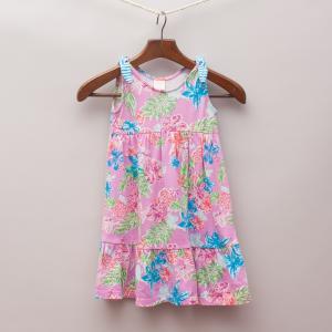 Gymboree Floral Print Dress