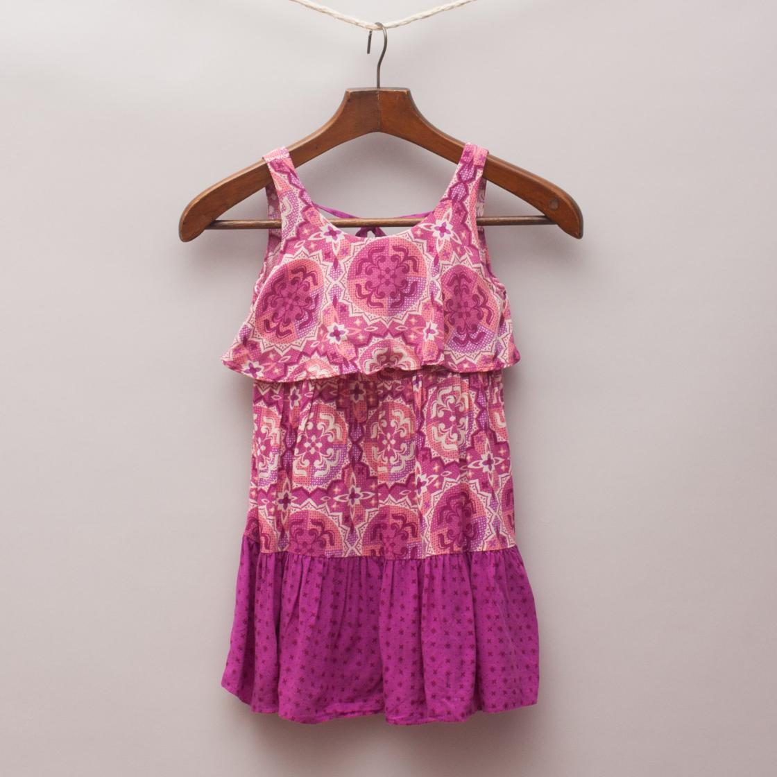 Roxy Layered Dress