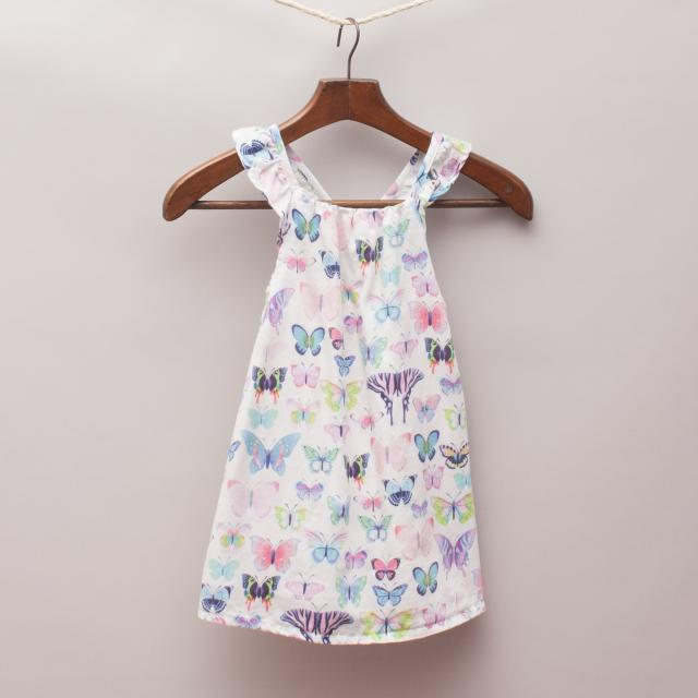 Hatley Butterfly Dress