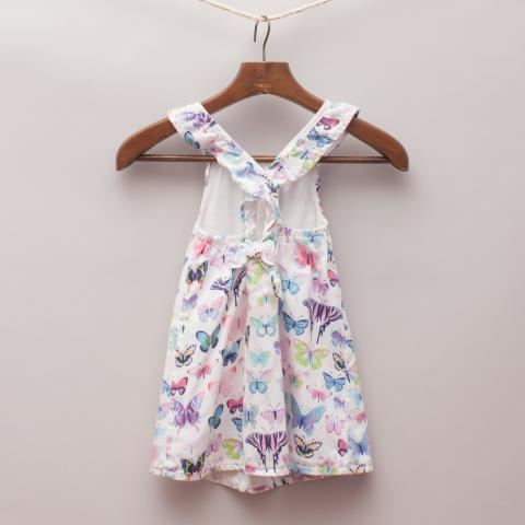 Hatley Butterfly Dress