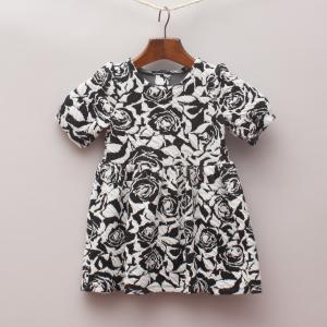 Crazy8 Monochrome Dress