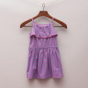 Carter's Geometric Patterned Dress