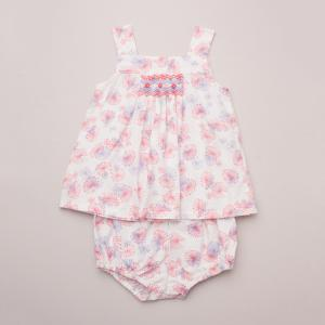 La Fleur & Le Papillon Top & Bloomers Set