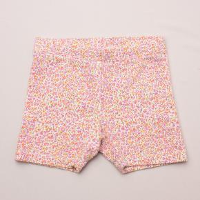 Old Navy Floral Shorts Set