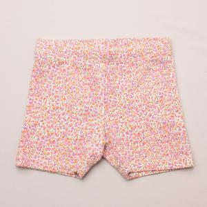 Old Navy Floral Shorts Set