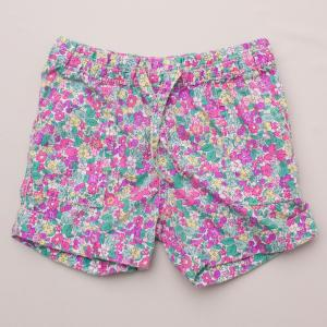 Carter's Floral Shorts