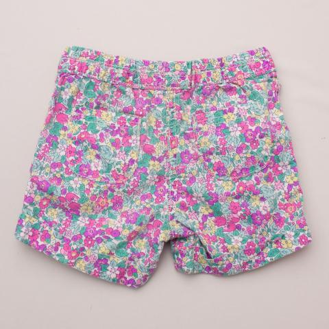 Carter's Floral Shorts