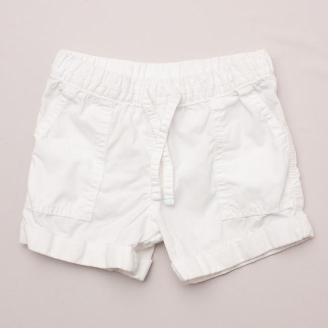 Carter's White Shorts