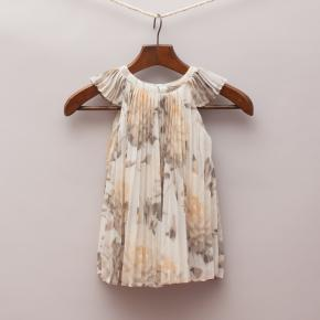 Gap Pleated Dress