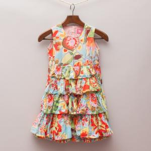 Oilily Ruffled Dress