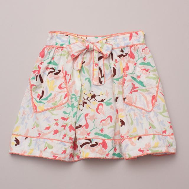 Missoni Pastel Full Skirt