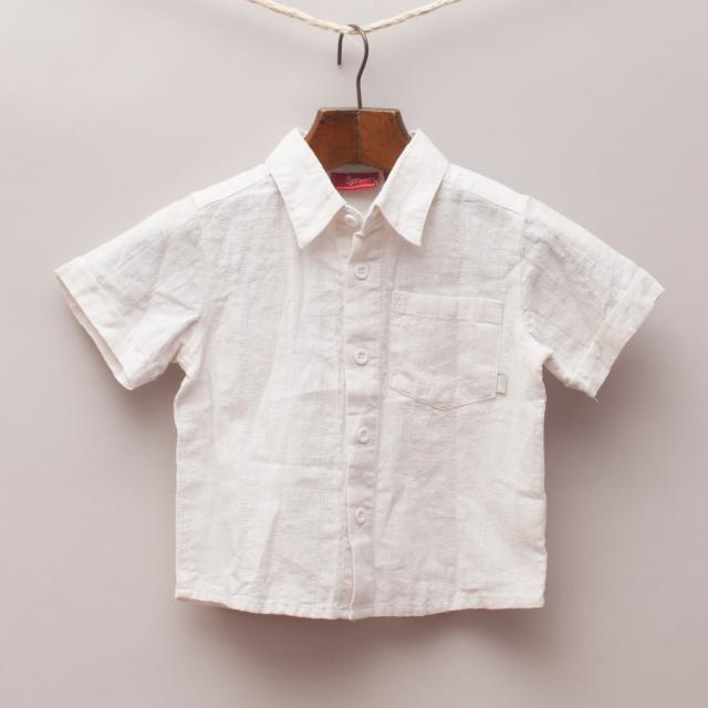 Sprout Cotton Shirt
