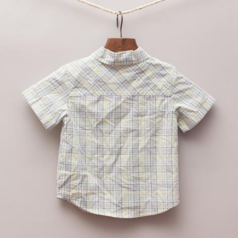 Sprout Checked Shirt