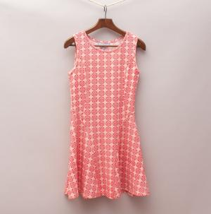 Tilli Printed Dress