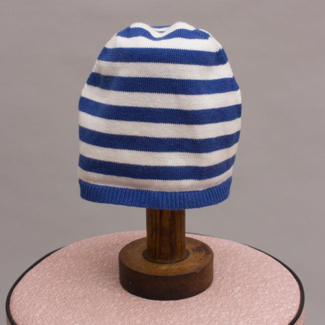 Seed Striped Beanie