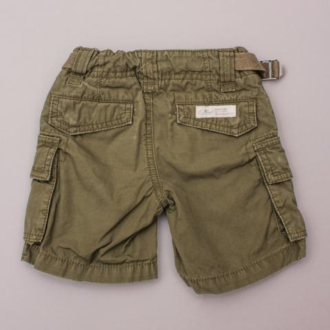 Country Road Cargo Shorts