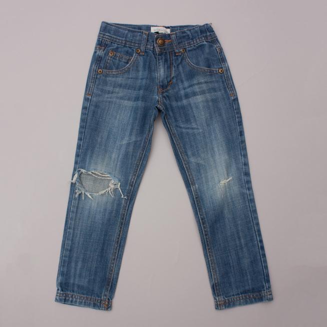 Milkshake Distressed Jeans