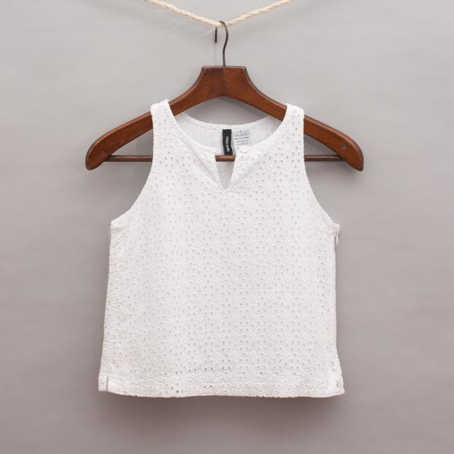 Fred Bare Singlet Top