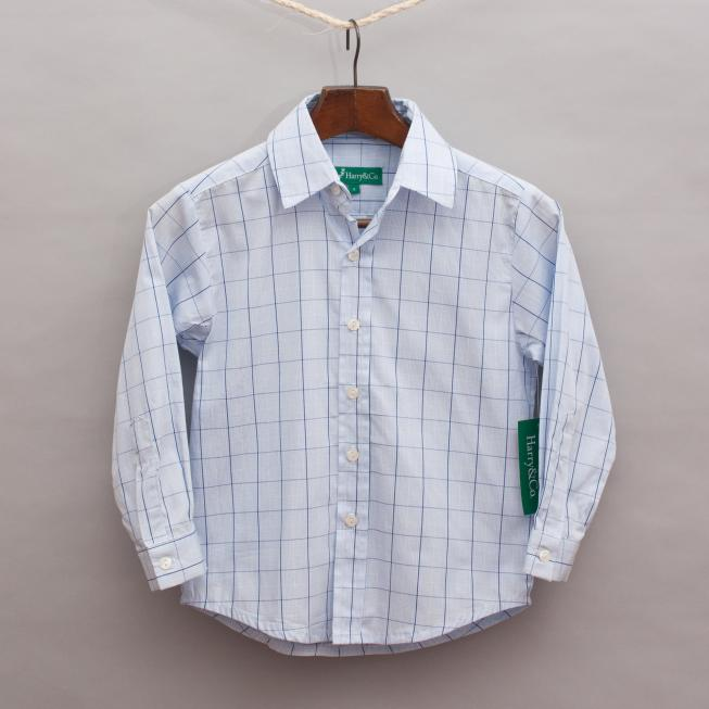 Harry & Co Checked Shirt