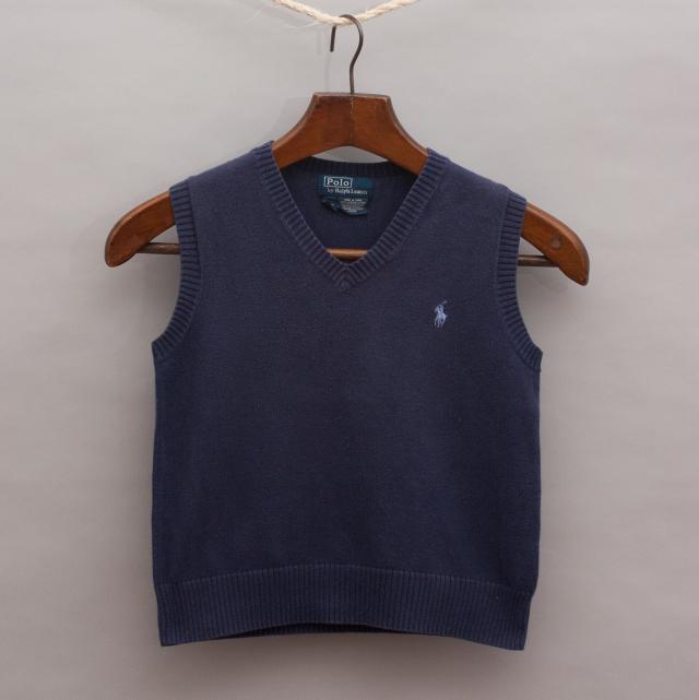 Ralph Lauren Knitted Vest