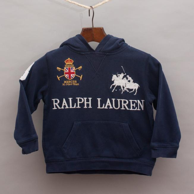 Ralph Lauren Embroidered Jumper