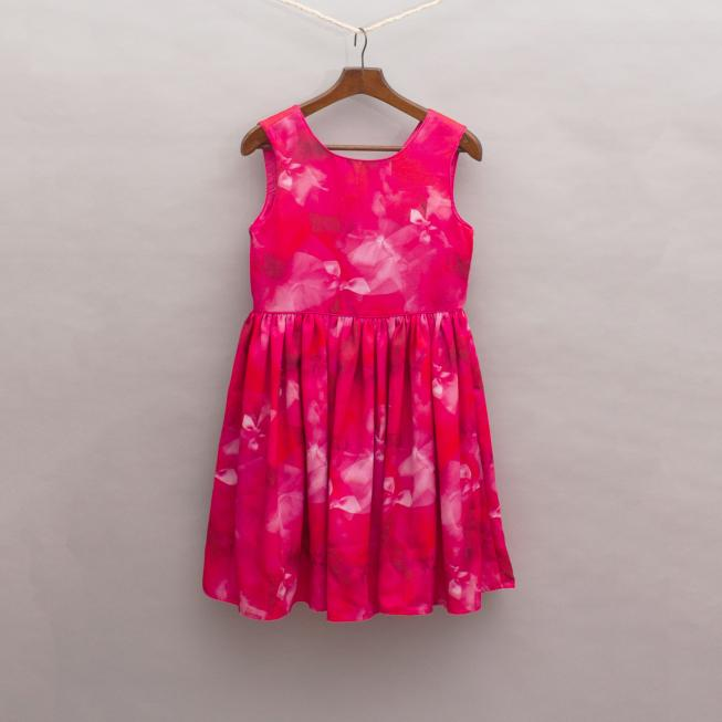 Ted Baker Bright Pink Dress