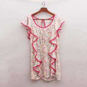 i.d.s Floral Dress