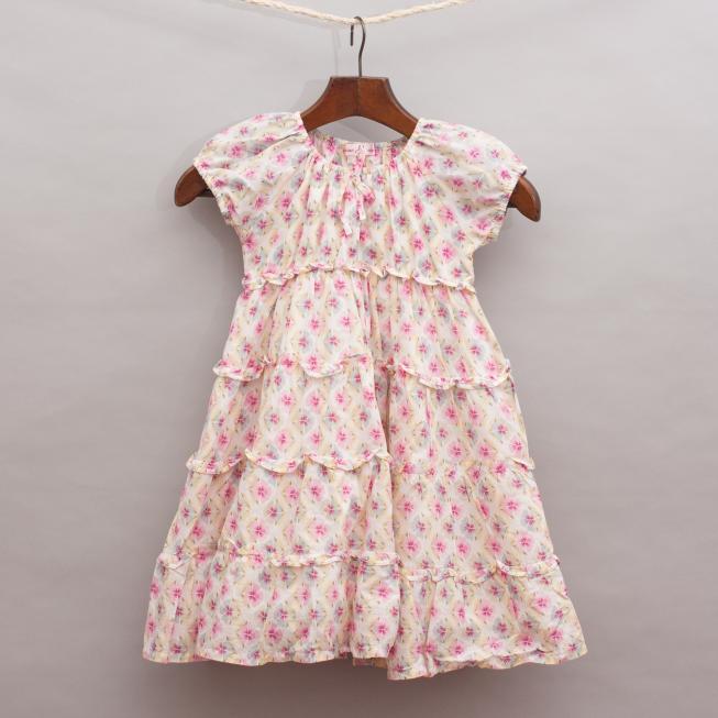 Jeanine Johnsen Hibiscus Dress