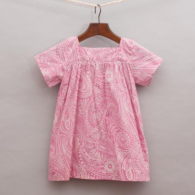 Jeanine Johnsen Paisley Dress