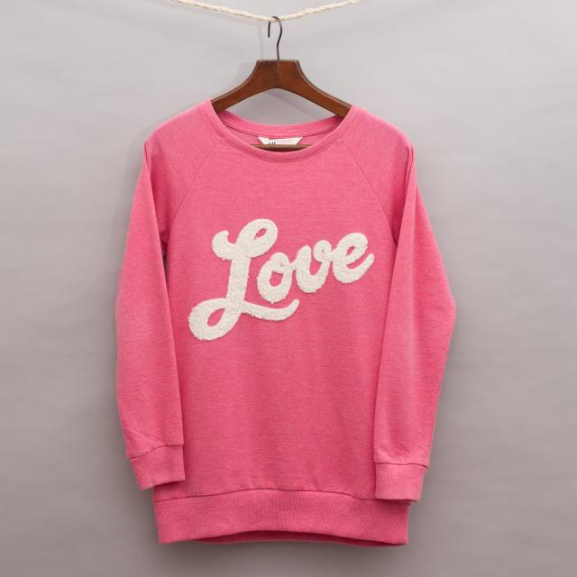 H&M Love Jumper