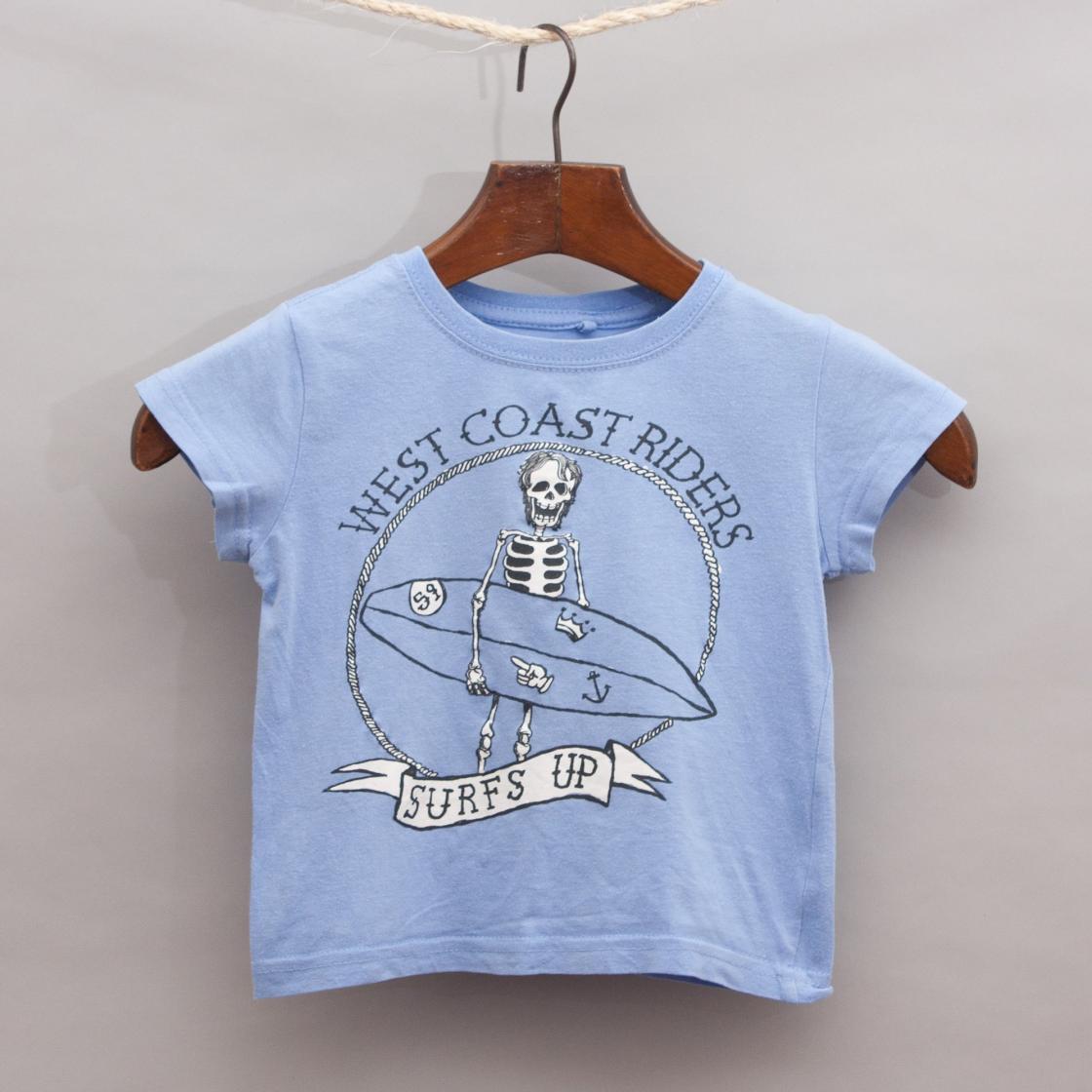 Cotton On Skeleton T-Shirt