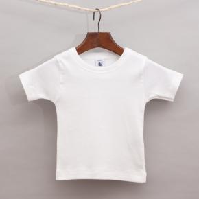 Petit Bateau White T-Shirt