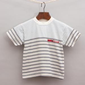 Mini Man Striped T-Shirt